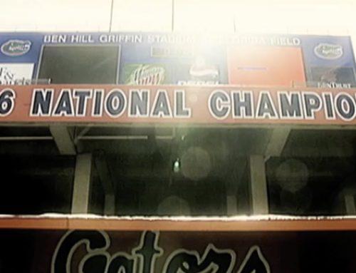 Gridiron Gators '96 Championship